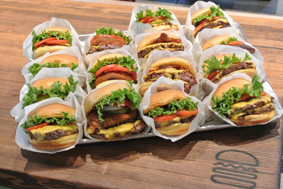 Burgers, Shake Shack