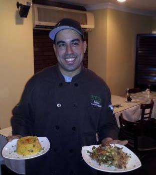 Chef Eddie Cotto Jr. of ME Casa in Jersey City