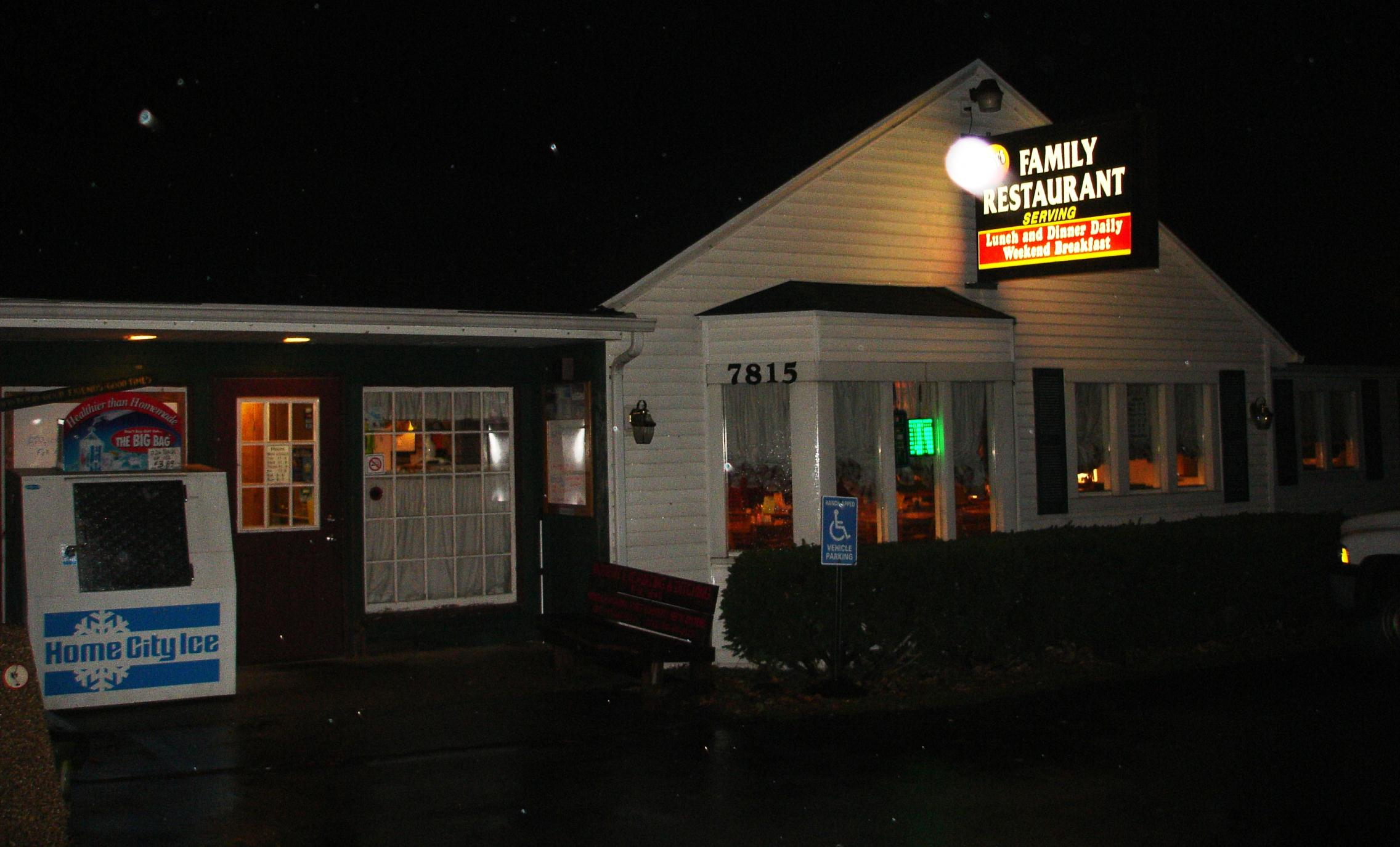 We recommend Clay's for two things: pan-fried blue gill and homemade pie. Do you really need anything more than that?