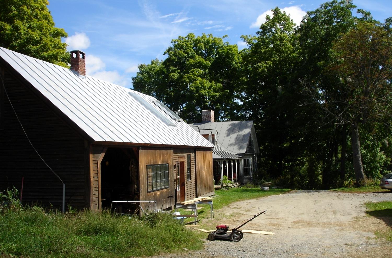 Wood's Cider Mill, Springfield, VT