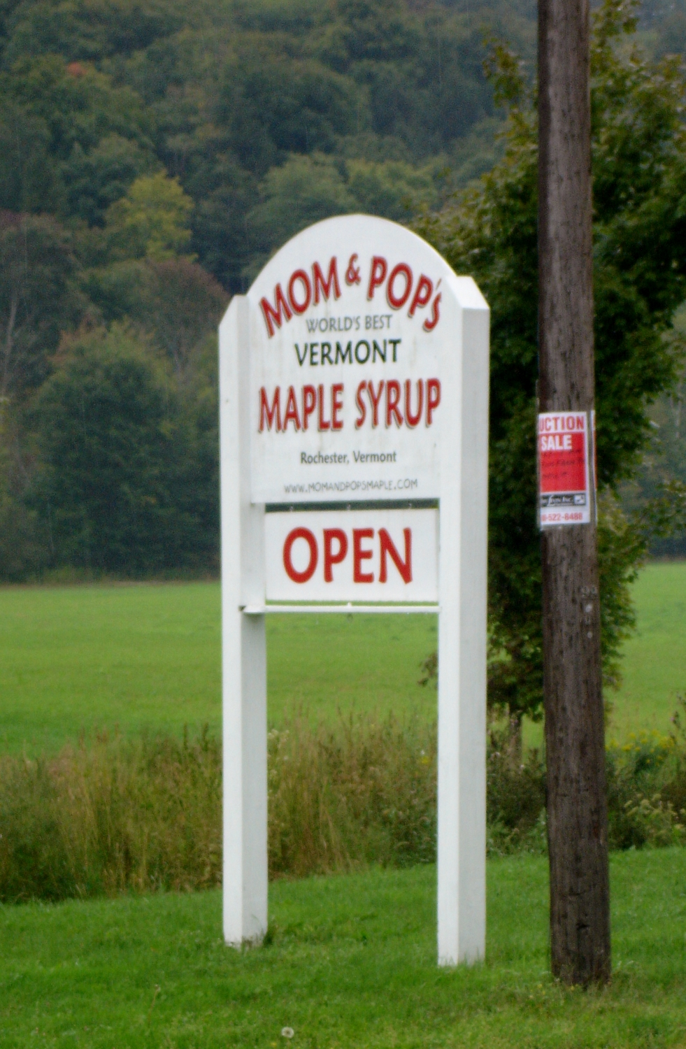 Pay a visit to Mom and Pop Gendron and, whatever else you bring home from them, be sure to include some maple cream.