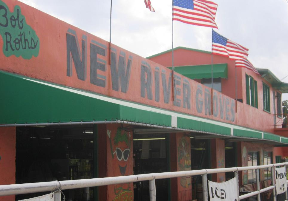 Bob Roth's New River Groves, Davie, FL