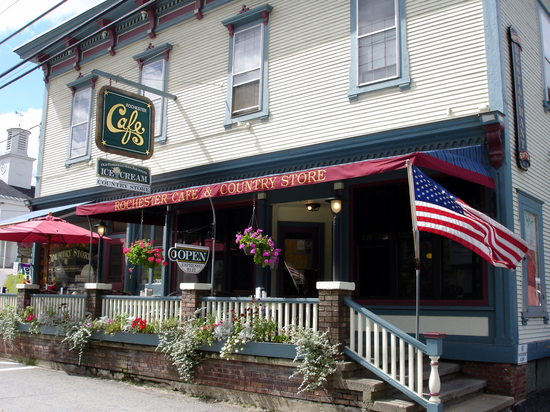 Rochester Cafe, Rochester, VT
