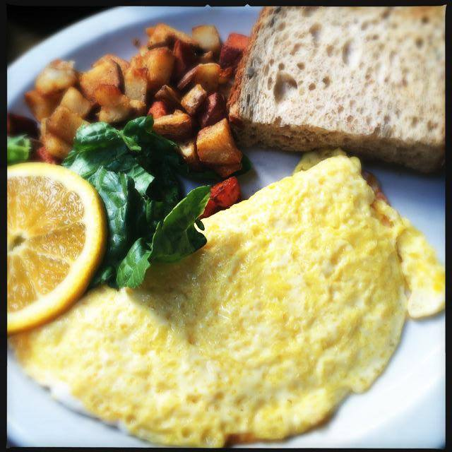 Eggs, Green Vegetarian Cuisine, San  Antonio, TX