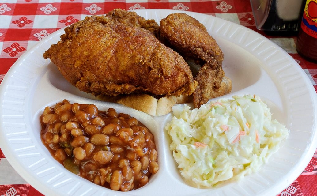 Gus's Fried Chicken is the source for the Memphis area's favorite chicken.
