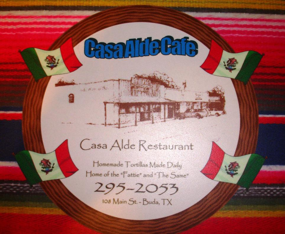 Casa Alde is rightly proud of their homemade tortilla breakfast tacos.