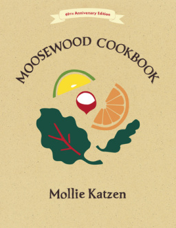 The 40th anniversary edition of the original Moosewood Cookbook has just been reissued in hardcover.