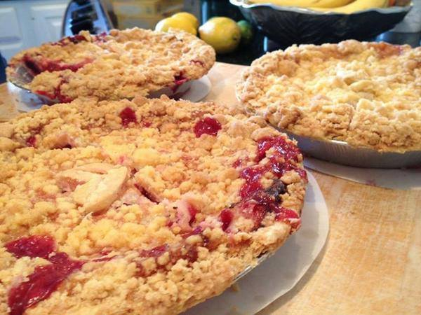 Grand Traverse Pie is one of the nominees for the Michigan's Best Pie contest.