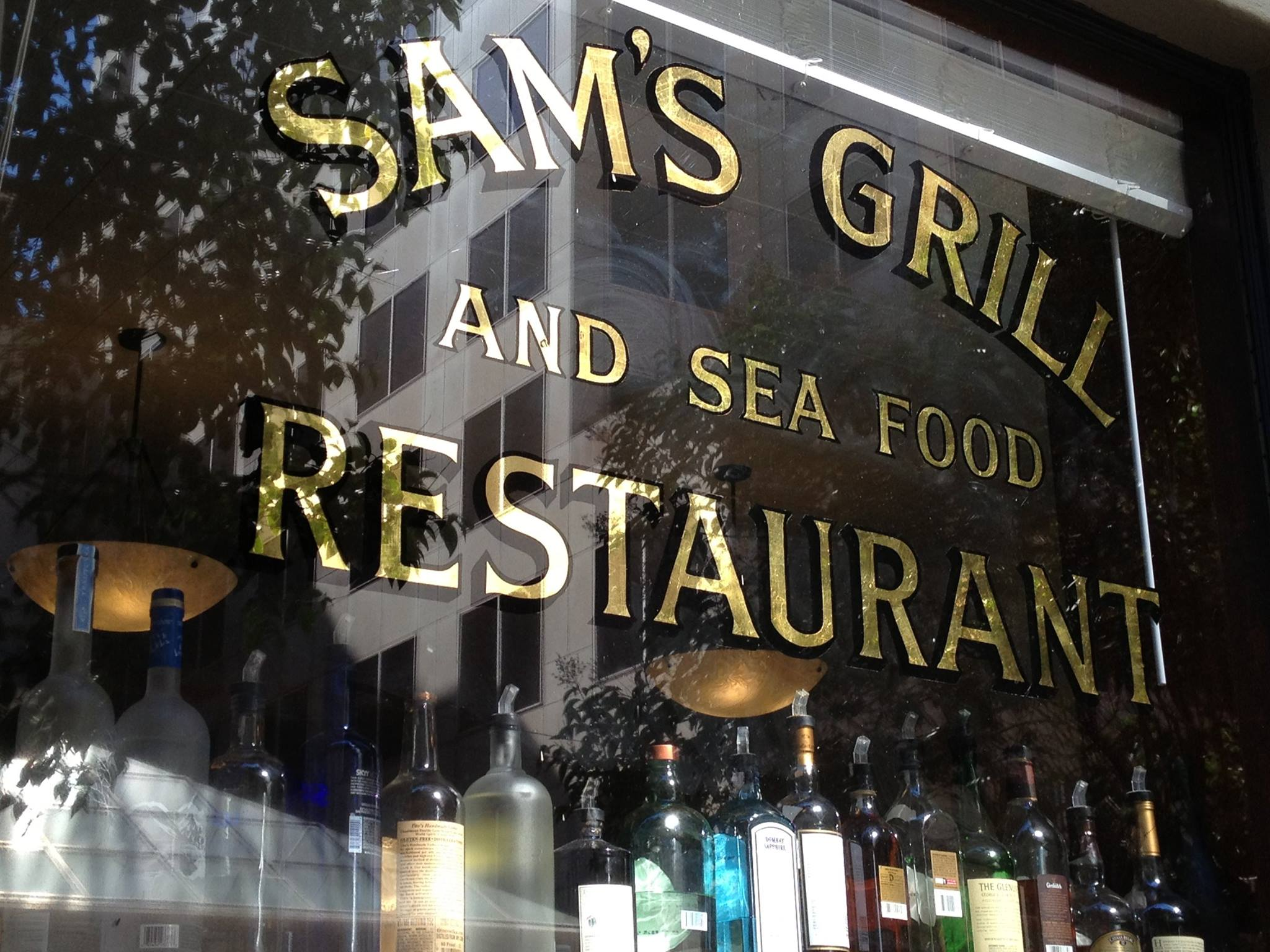 The San Francisco classic, Sam's Grill, is back in business.