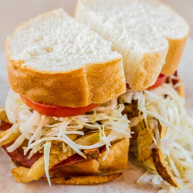 Sandwich, Primanti's, PA