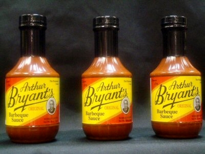 There's no other barbecue sauce like it!