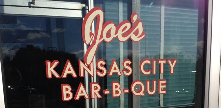 Sign, Joe's Kansas City, Kansas City, KS
