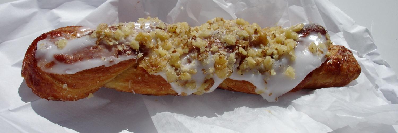 Doughnut Stick, Dellveneri's Bakery, Rutland, VT