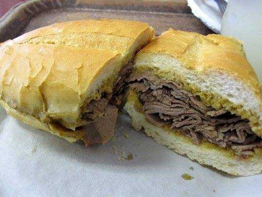 Philippe The Original's French dip