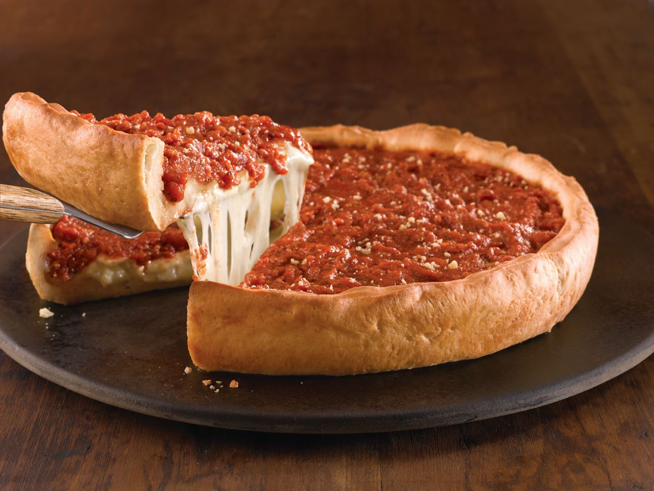 A Giordano's classic from Chicago
