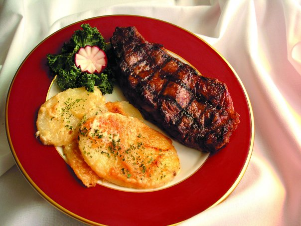 The Golden Ox was once known for serving the finest steaks in Kansas City.