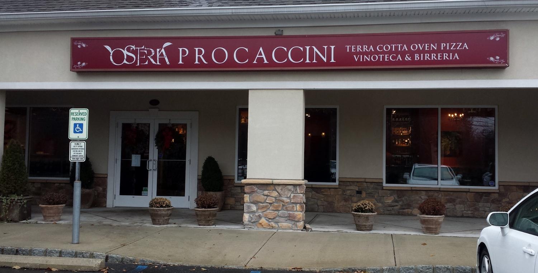 Osteria Procaccini, Pennington, NJ