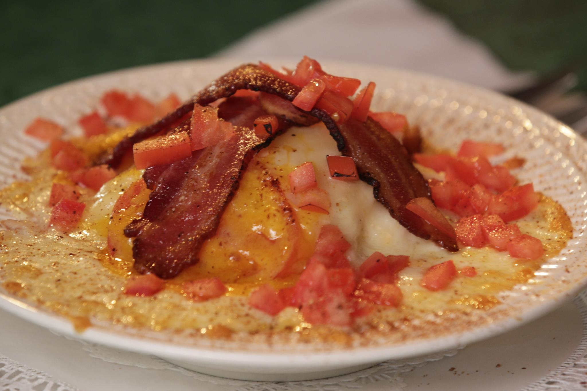 Lynn Winter's Hot Brown interpretation from her now-closed Paradise Cafe