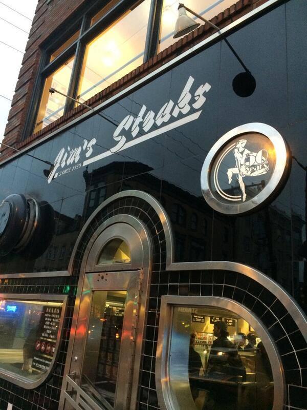 Jim's Steaks, Philadelphia, PA