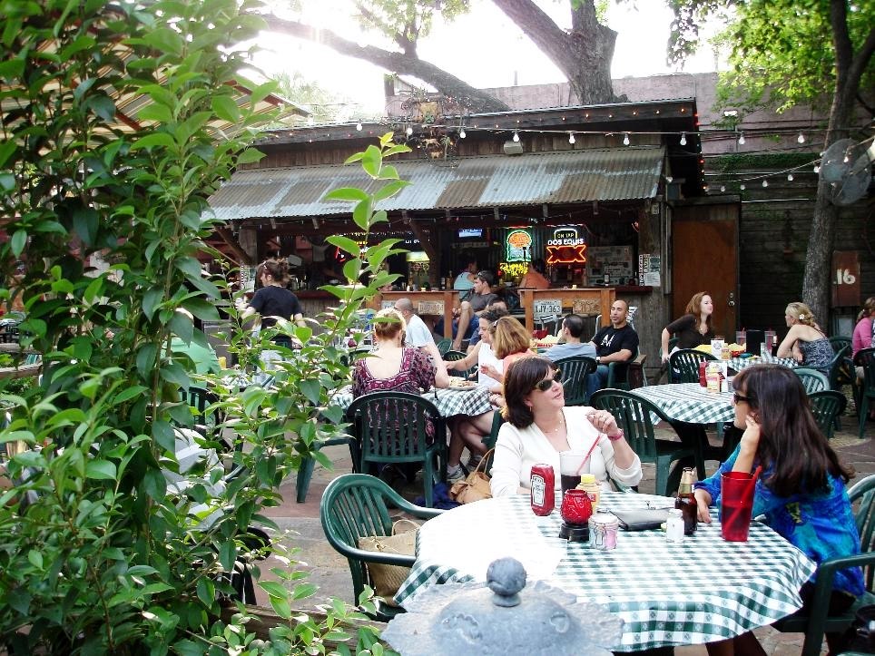A slice of life in Austin
