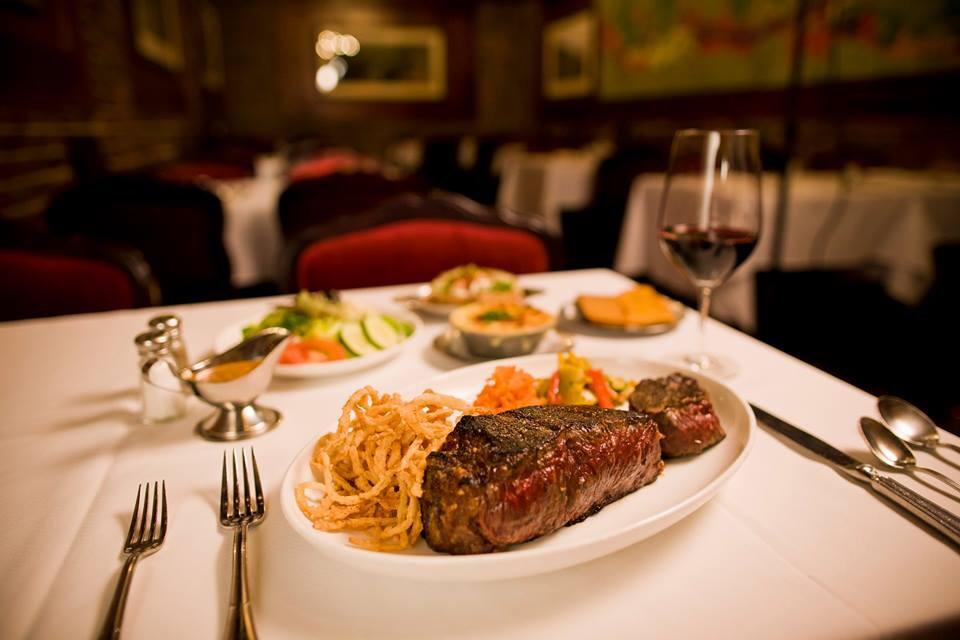 Bern's Steak House of Tampa, FL is one of the dozen must-visit restaurants for 2015.