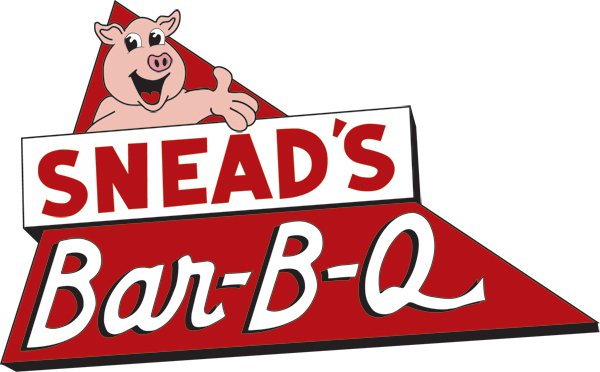 Logo, Snead's Bar-B-Q, Belton, MO