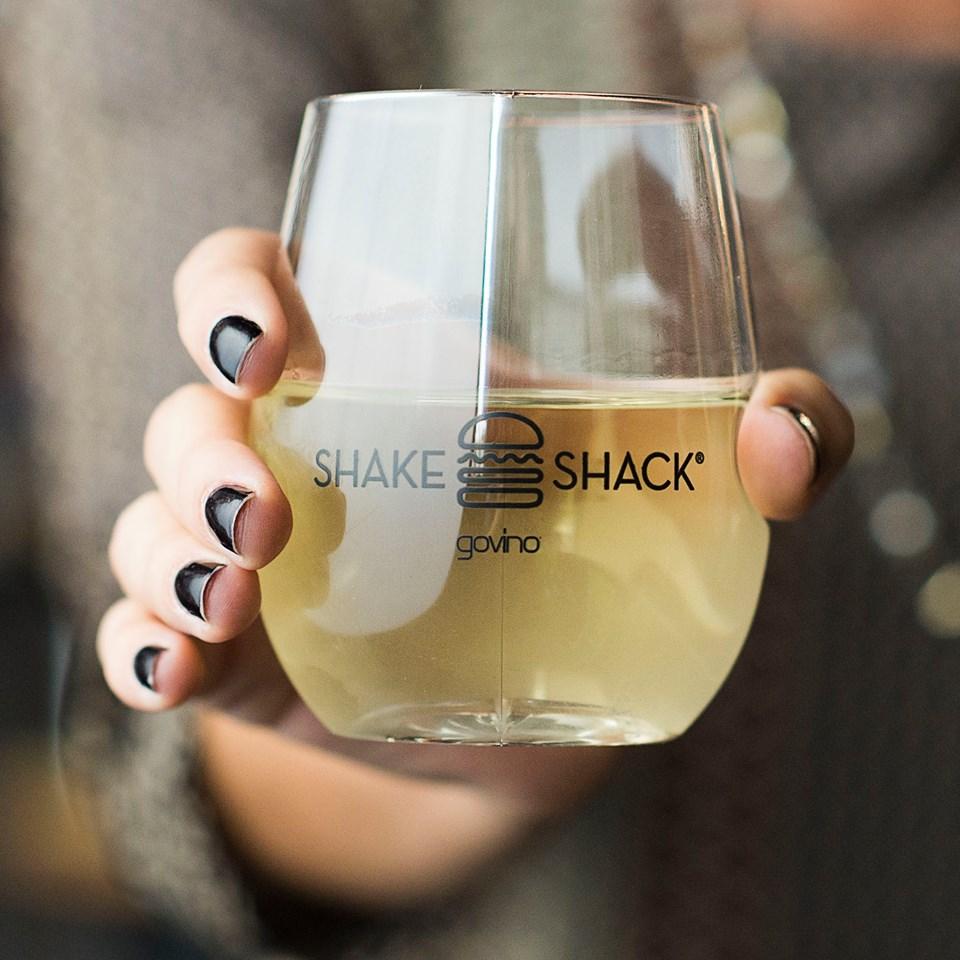 Wine, Shack Shack