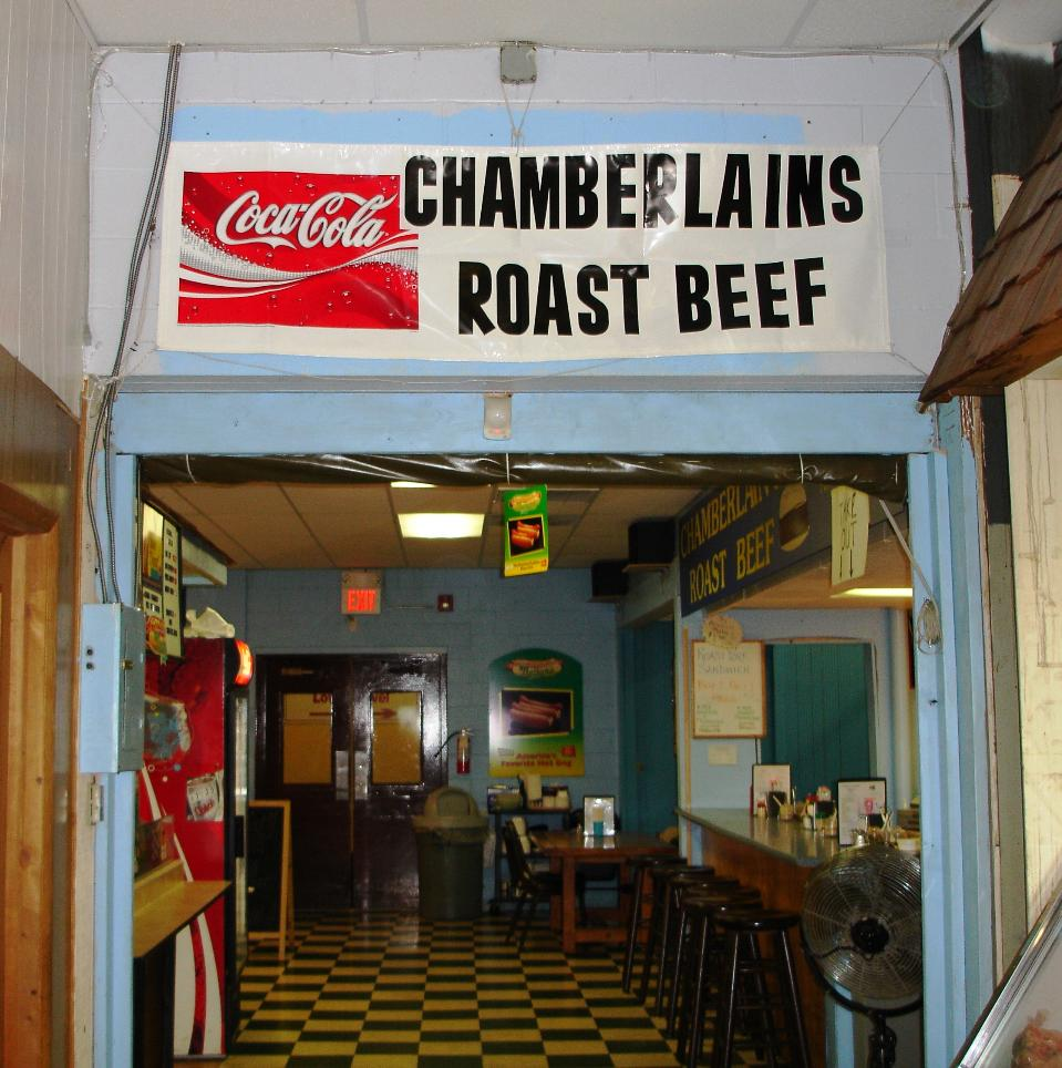 Chamberlains is part of Booths Corner Farmers Market; we highly recommend a visit to the market for all sorts of Pennsylvania delicacies, but don't miss the sandwiches at Chamberlains.