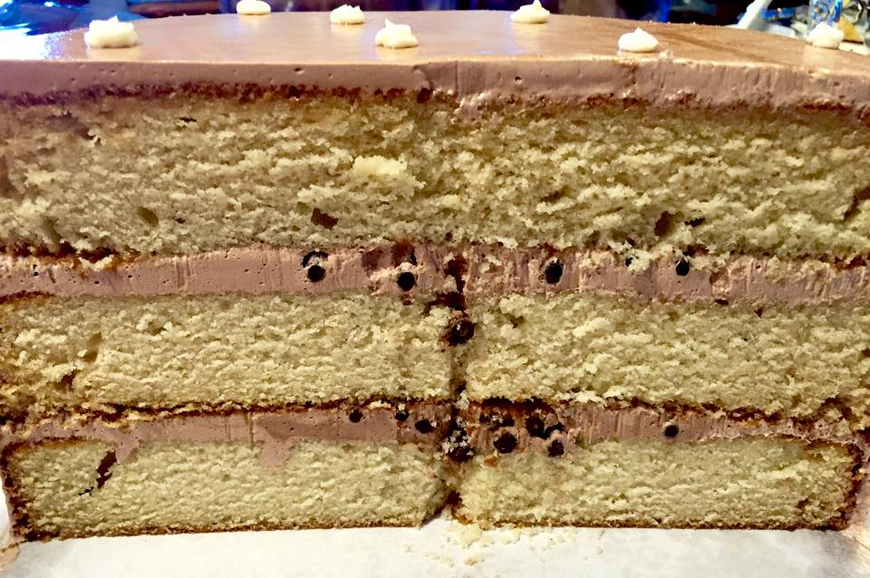 Checking In at: Cocoa Bakery, Jersey City NJ – Left at the Fork