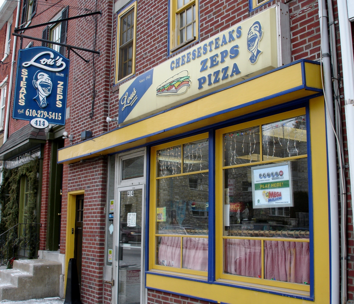 There is no more soulful sandwich shop in the Philadelphia area.