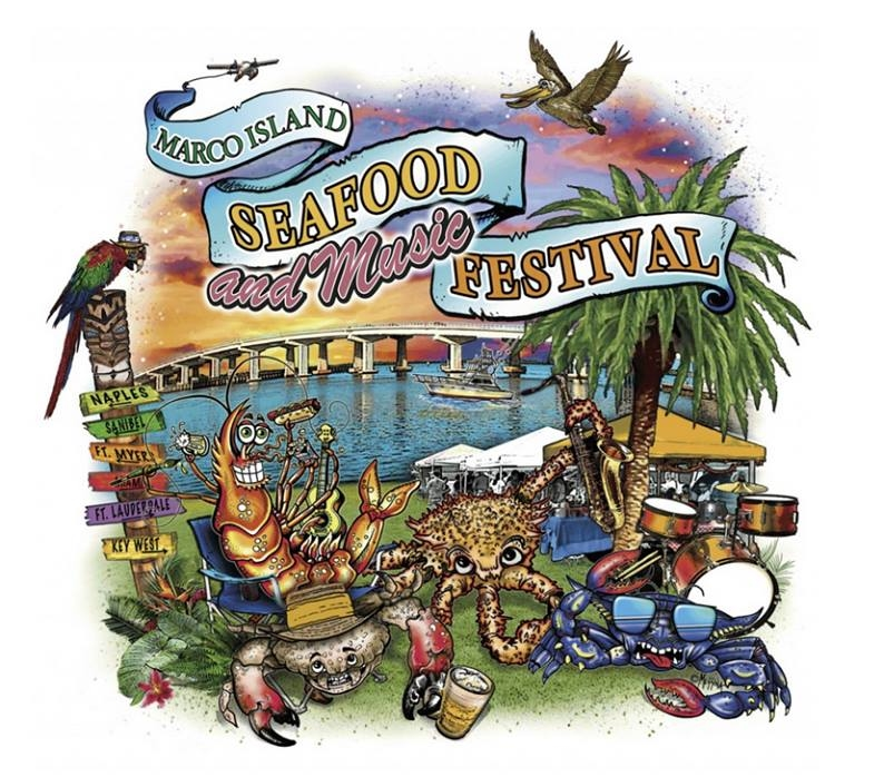 Marco Island Seafood and Music Festival, Marco Island, FL