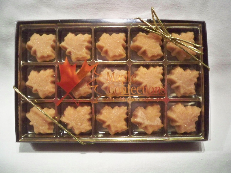Maple Candy, Bissell Maple Farm, Rock Creek, OH