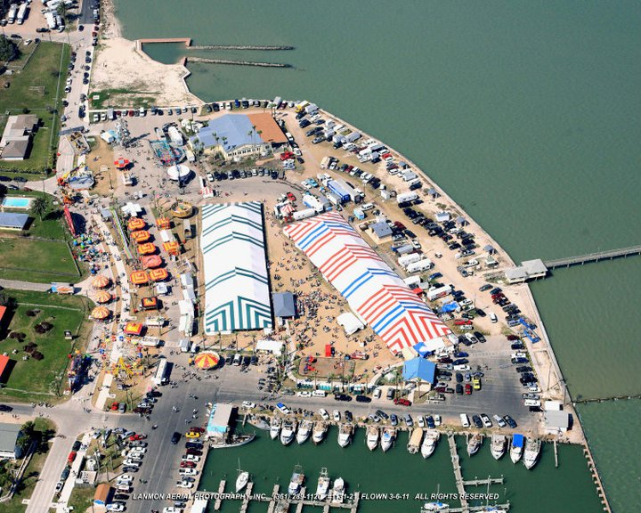 Oysterfest, on the Gulf of Mexico