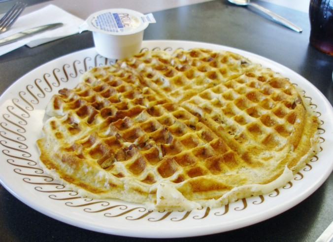 Waffle House Weldon Nc Left At The Fork