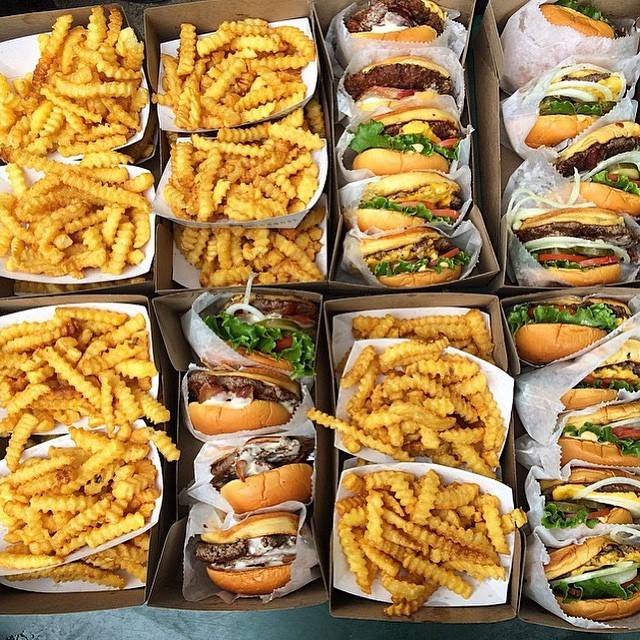 Shake Shack Coming to AZ – Left at the Fork
