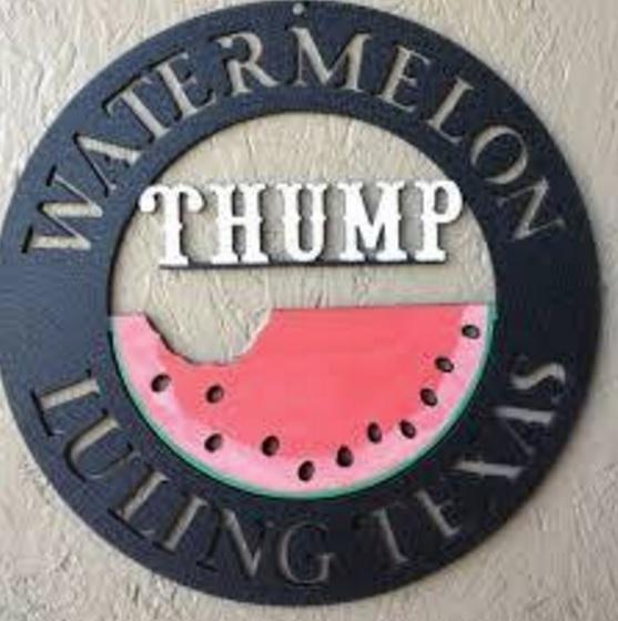 Insignia, Watermelon Thump, Luling, TX