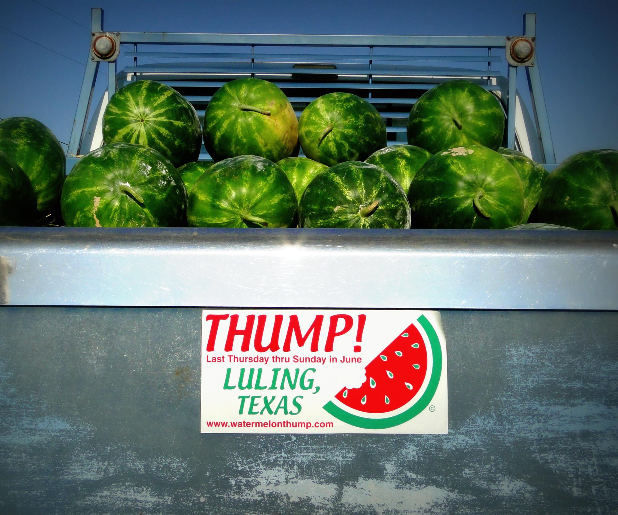 Watermelon Thump, Luling, TX