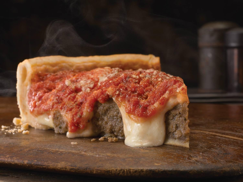 Deep Dish Pizza Giordanos