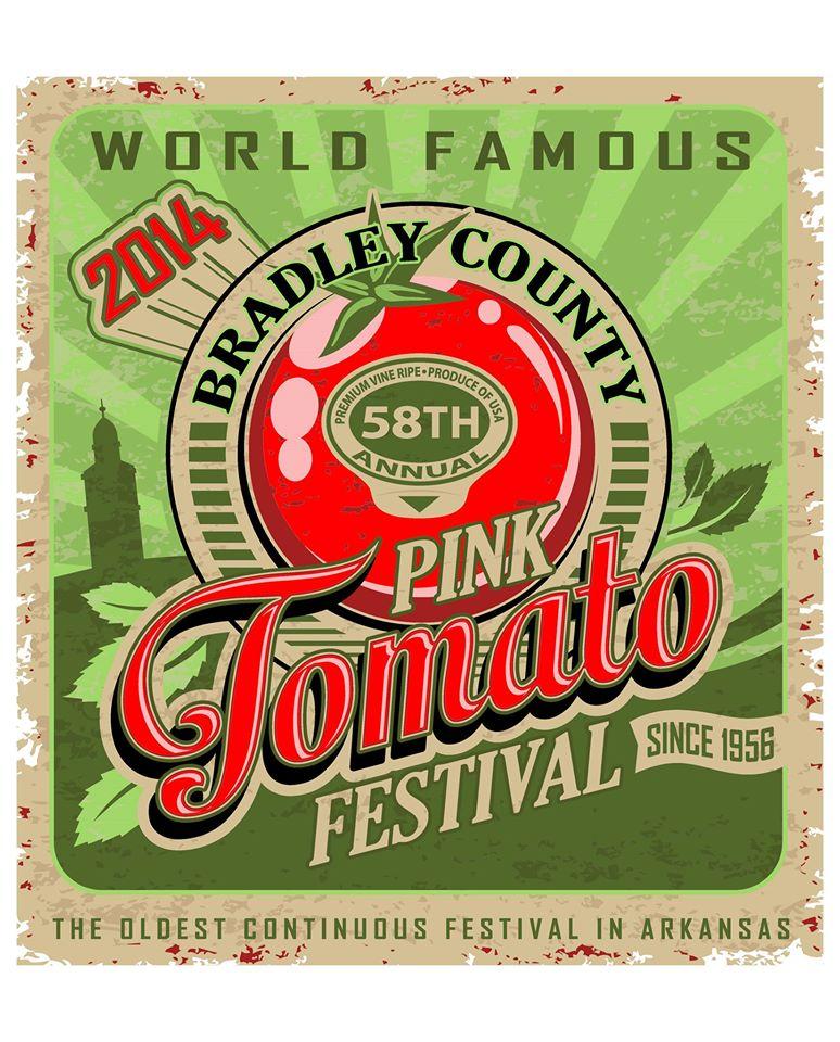 2014, Bradley County Pink Tomato Festival, Warren, AR