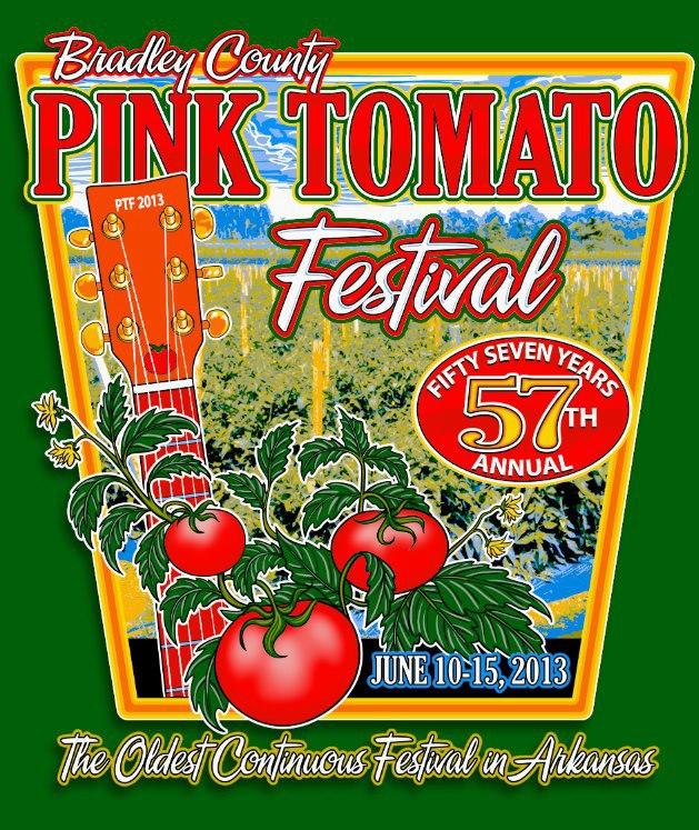 2013, Bradley Country Pink Tomato Festival, Warren, AR
