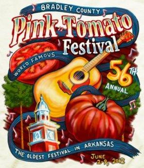 2012, Bradley County Pink Tomato Festival, Warren, AR
