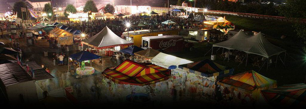 Poke Sallet Festival, Harlan, KY