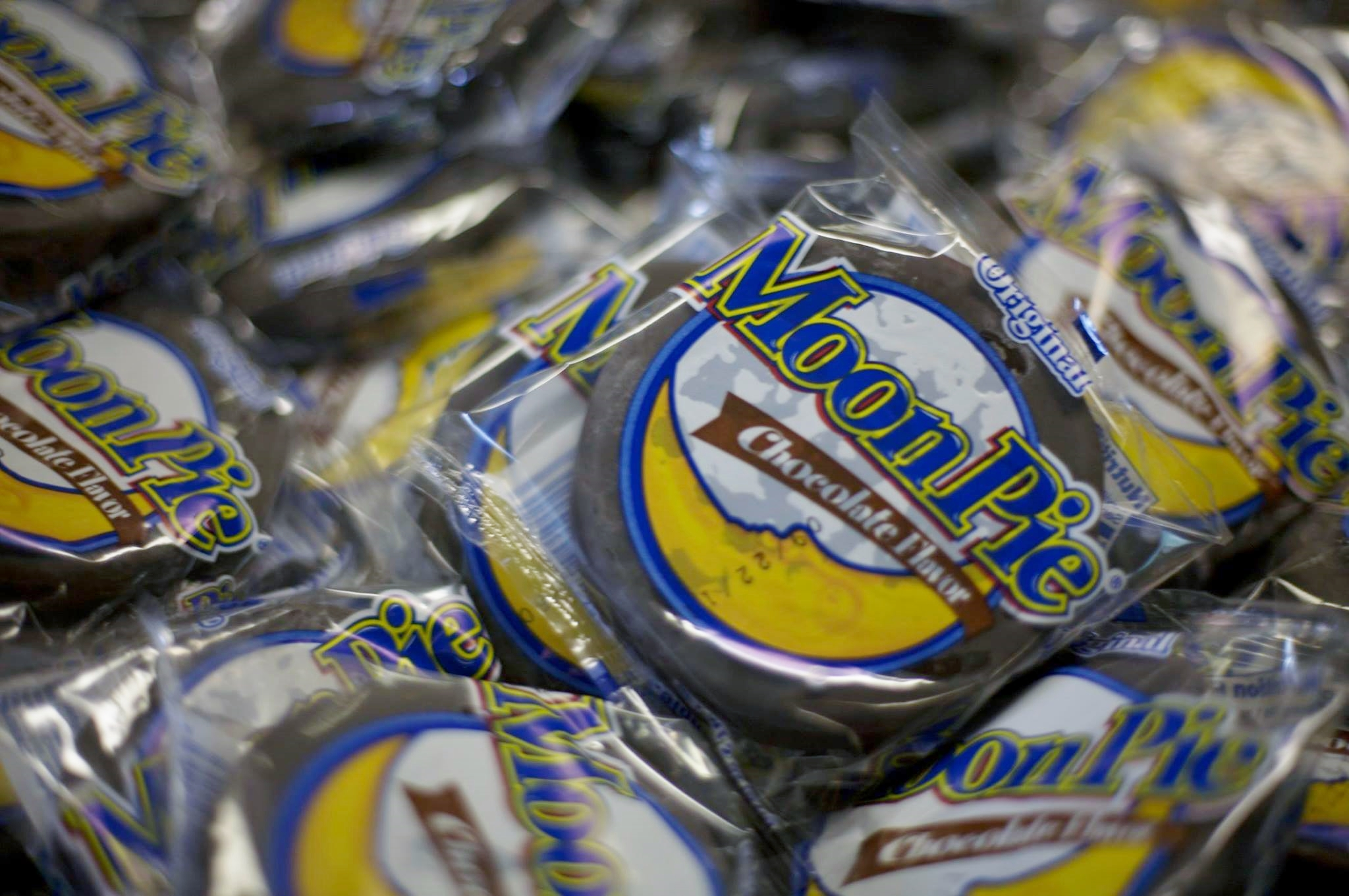 A Moon Pie with every meal!