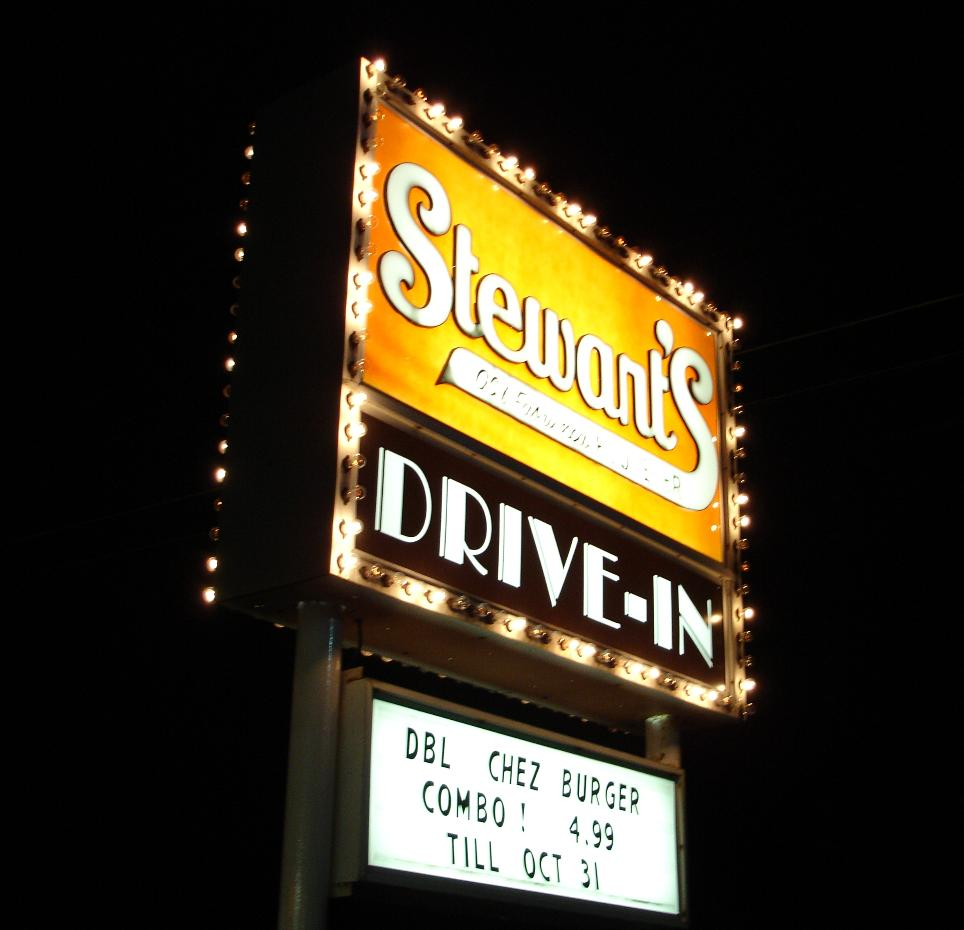 We've enjoyed every Stewart's we've been to in NJ but our favorite may well be the Vineland Stewart's.
