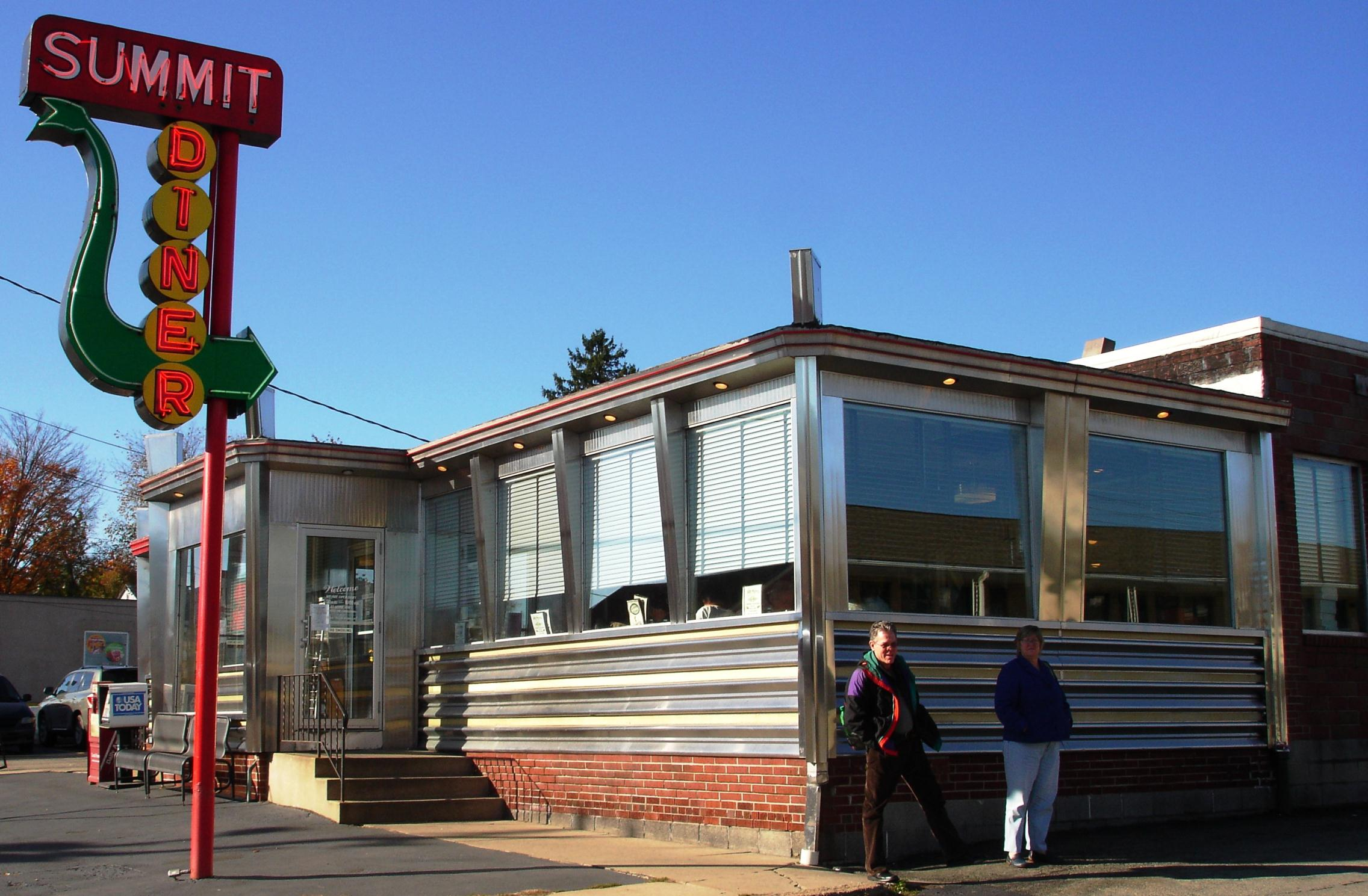 The Summit Diner is a welcome breakfast oasis along the notorious dining desert known as the Pennsylvania Turnpike.