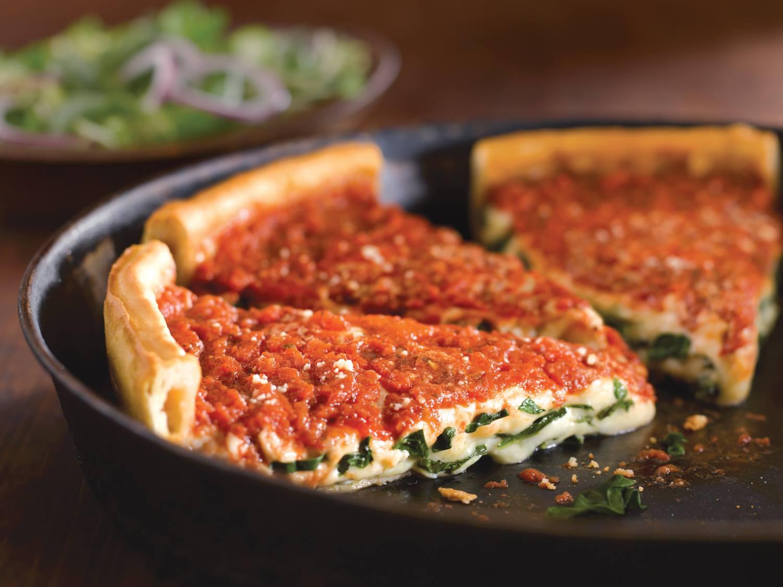 Italian Restaurant Near Me: Giordano's Coming To Cincinnati