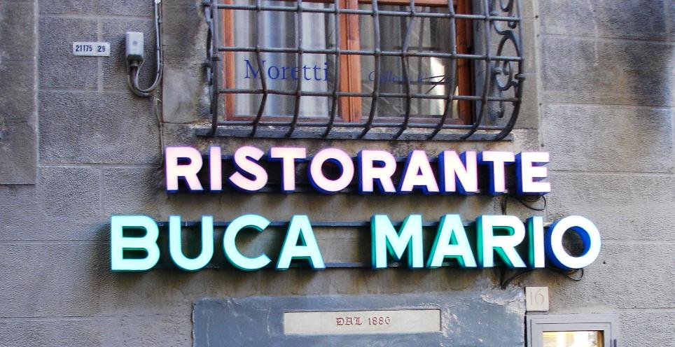 Buca Mario is not inexpensive and soulful, but they do serve all the traditional Tuscan dishes, and they do them very well indeed.