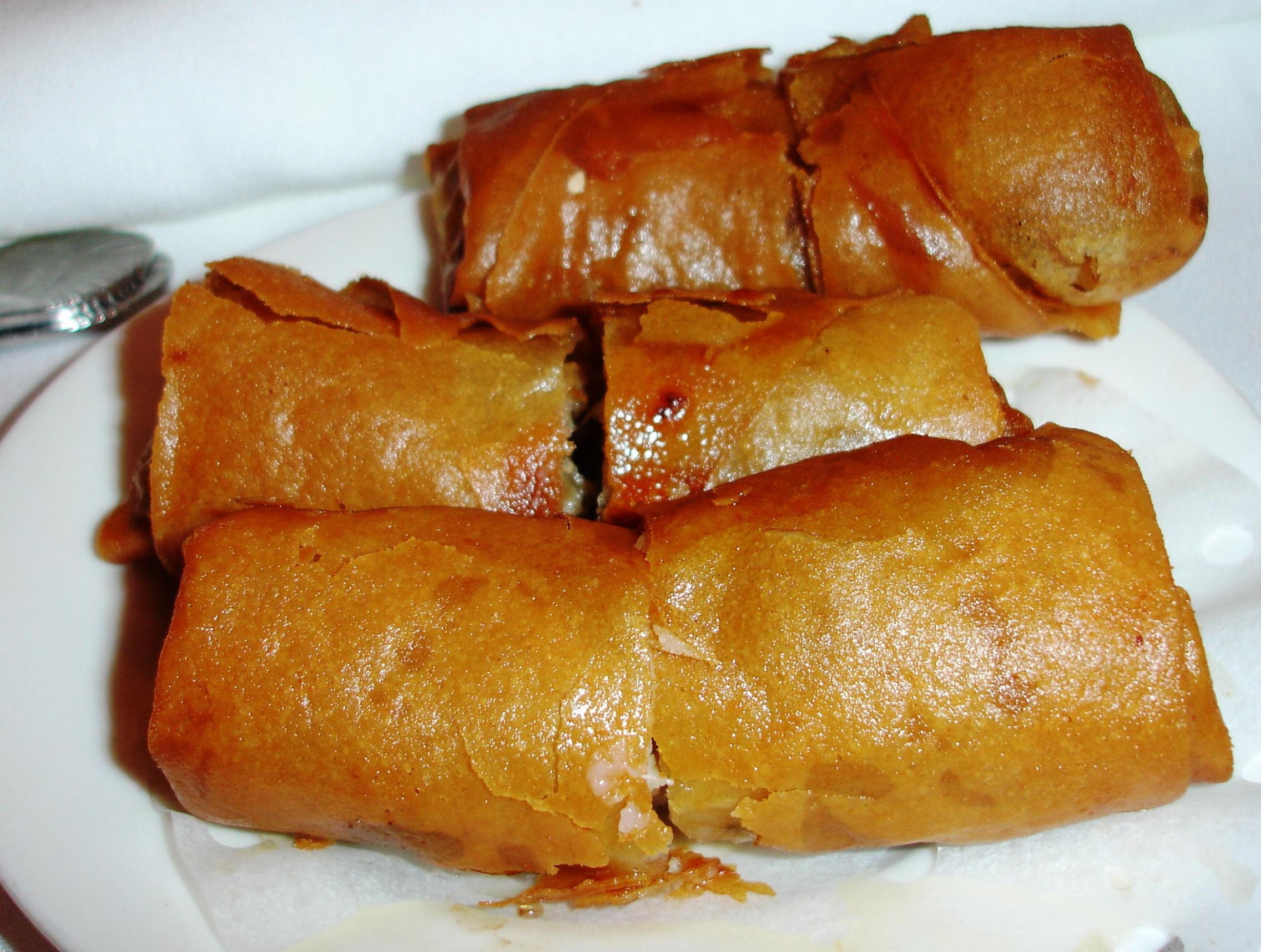 Who doesn't like spring rolls?