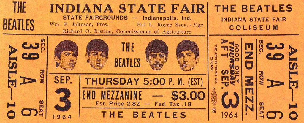 Once upon a time, in 1964...