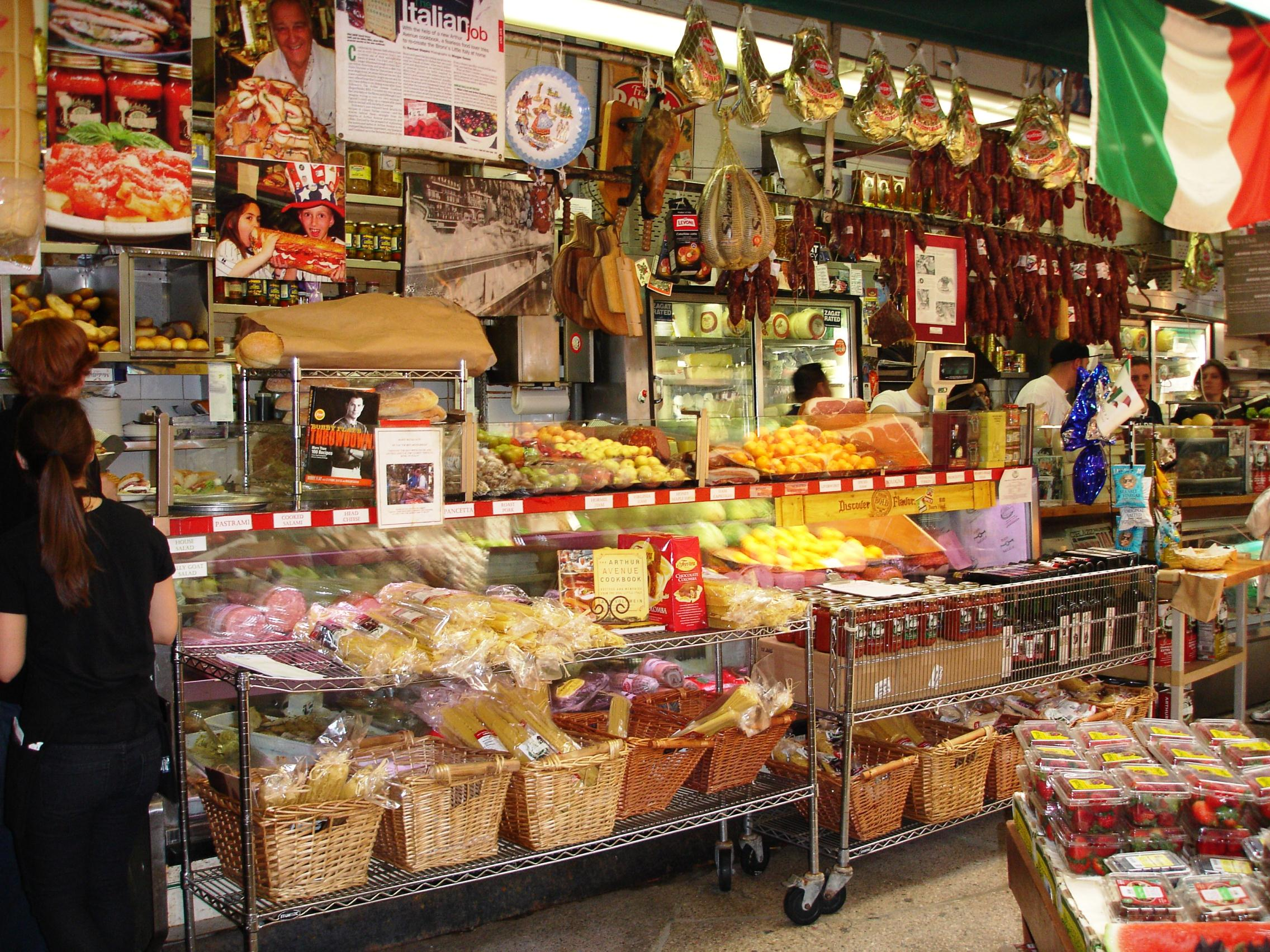 The Italian grocery of our dreams